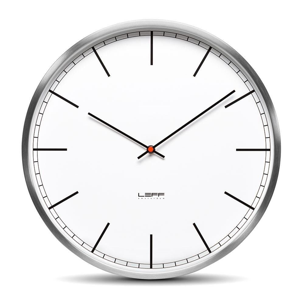 Leff one wall clock index leff amsterdam ambientedirect leff amsterdam leff one45 wall clock amipublicfo Images