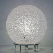 Lumen Center Italia - Ice Globe 02 Tischleuchte - weiß/Größe 1/Ø30cm