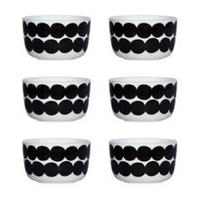 Marimekko - Oiva/Siirtolapuutarha Bowl Set of 6