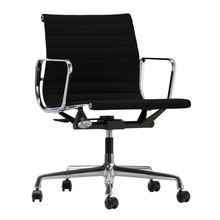 Vitra - EA 117 Aluminium Chair Polished Base
