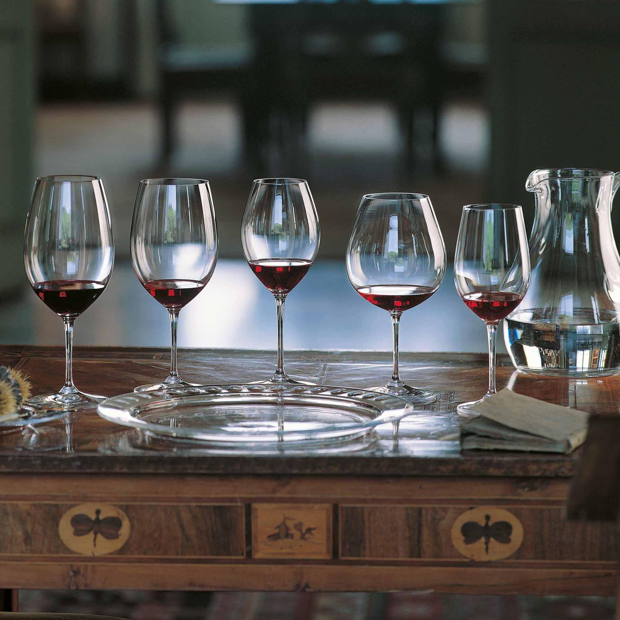 Riedel Vinum Pinot Noir Wine Glass Set Of 2 | AmbienteDirect