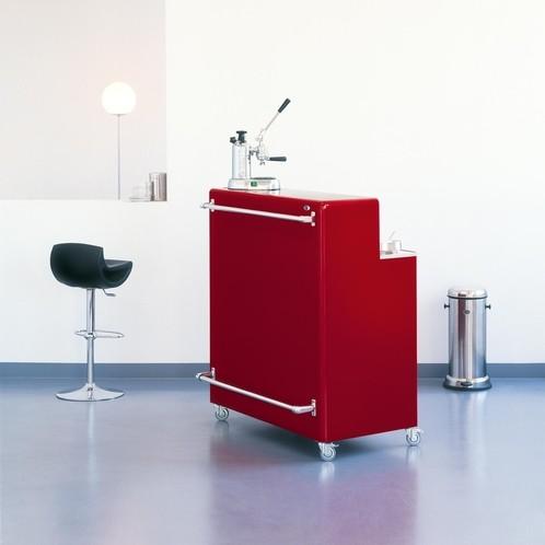 müller möbelfabrikation - Classic Line Bartheke mit 2 Türen