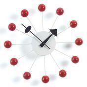 Vitra: Hersteller - Vitra - Ball Clock Nelson Wanduhr