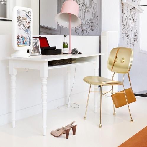 Moooi - Golden Chair Stuhl