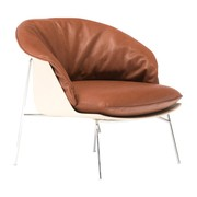Driade - Moon Armchair Leather