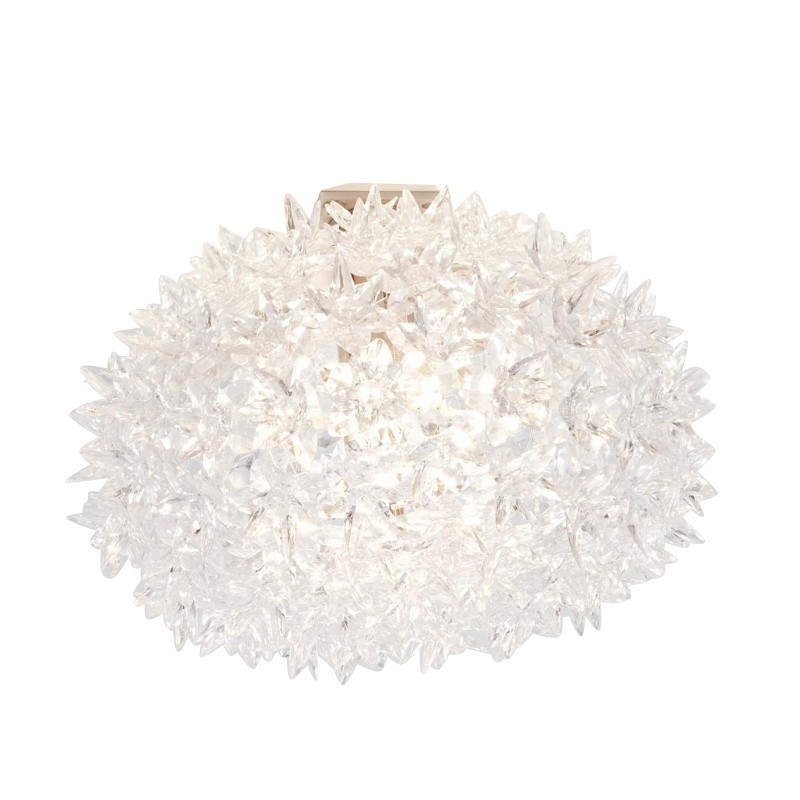 Kartell Bloom Ball Ceiling Wall Lamp Ambientedirect