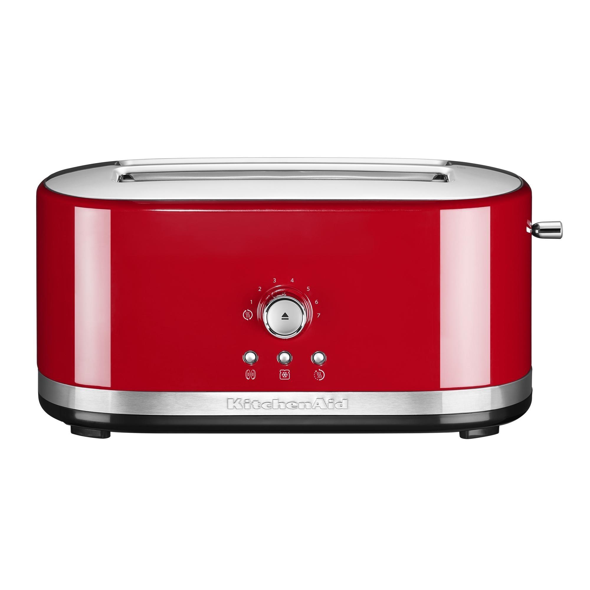 Kitchenaid 5kmt4116 Toaster Bedienung Manuell Ambientedirect