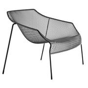 emu - Chaise de jardin lounge avec accoudoirs Heaven