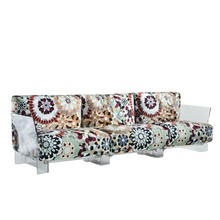 Kartell - Pop Missoni Three Seater