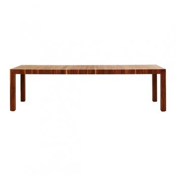 more volta solid wood dining table extendable ambientedirect rh ambientedirect com