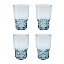 Kartell - Jellies Family Water Glass Set Of 4