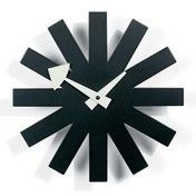 Vitra: Hersteller - Vitra - Asterisk Clock Nelson Wanduhr