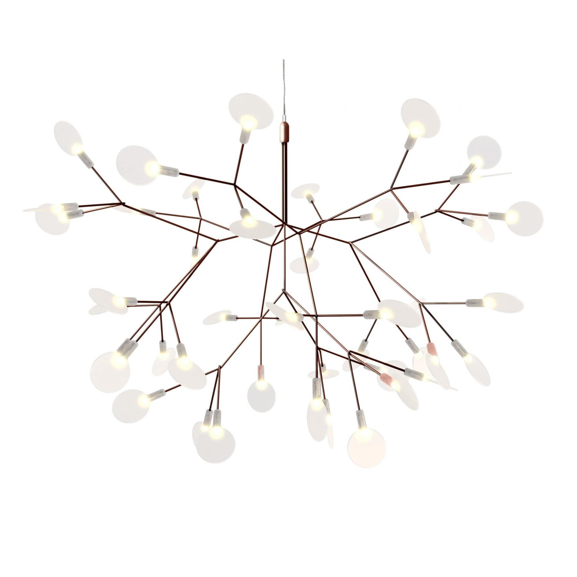 Heracleum Ii Small Re Suspension Lamp