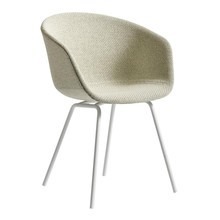 HAY - About a Chair AAC 27 Armchair White Steel Base