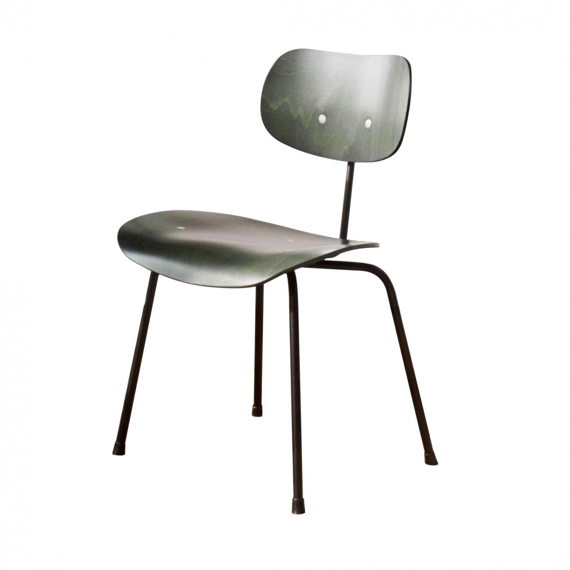 Wilde Spieth Eiermann Chair Se 68 Frame Black Ambientedirect
