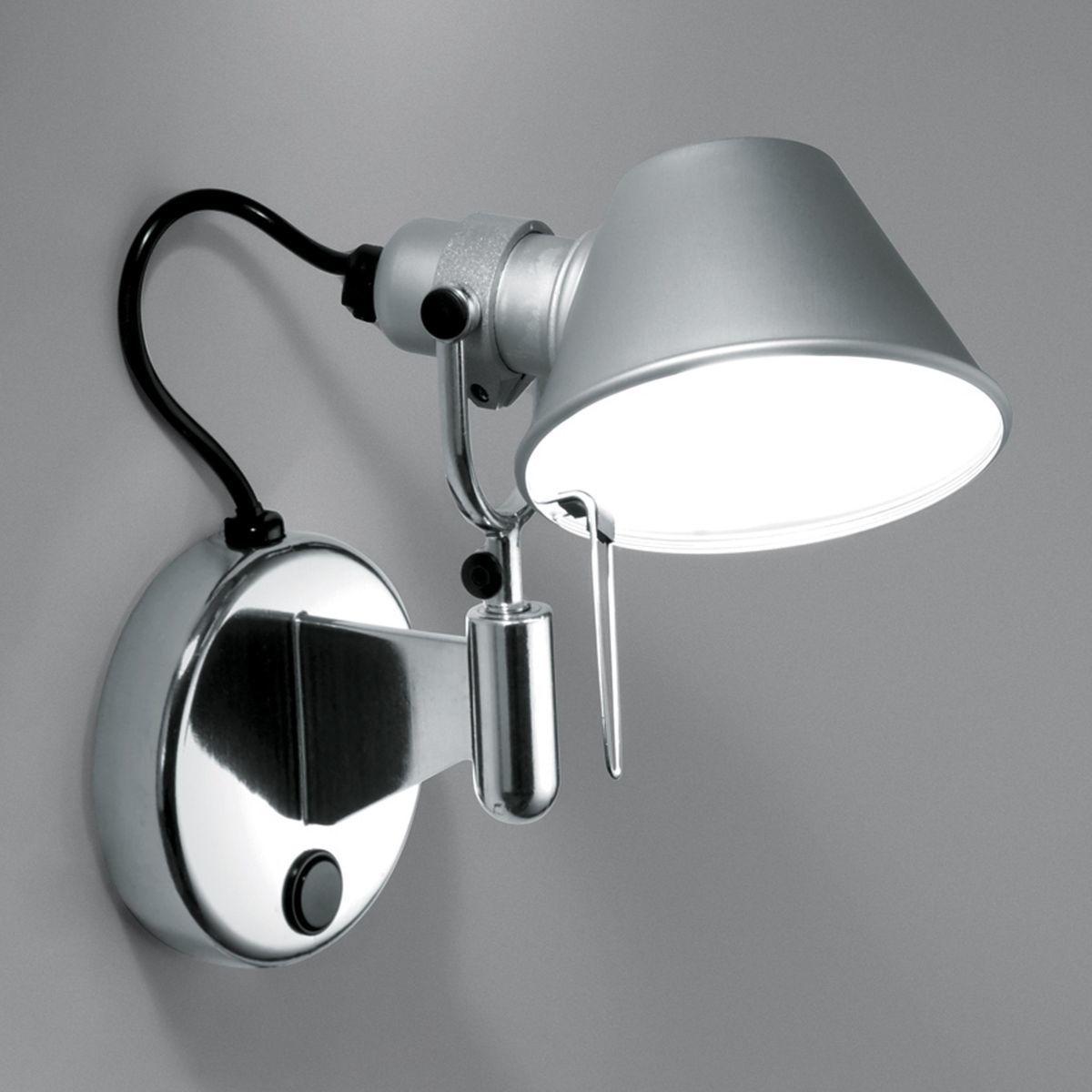 Artemide Tolomeo Micro Faretto Wall Lamp Artemide