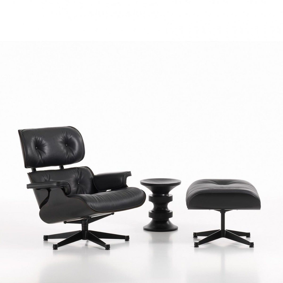 eames lounge chair xl neue ma e ottoman vitra. Black Bedroom Furniture Sets. Home Design Ideas