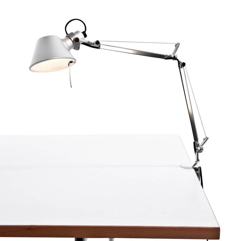 tolomeo micro led lampe de bureau artemide giancarlo fassina. Black Bedroom Furniture Sets. Home Design Ideas