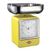 Wesco - Wesco Retro Scales with clock