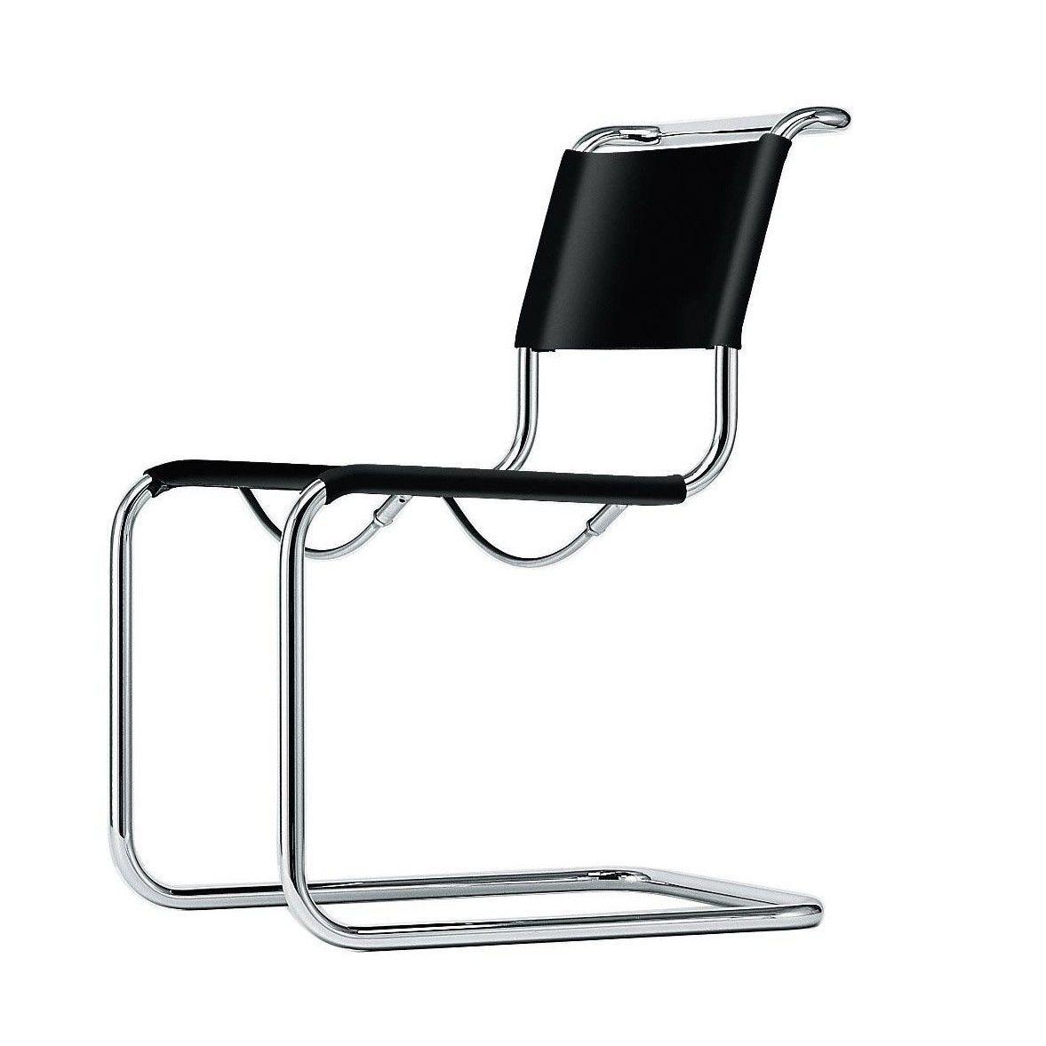 thonet s 33 freischwinger stuhl thonet. Black Bedroom Furniture Sets. Home Design Ideas