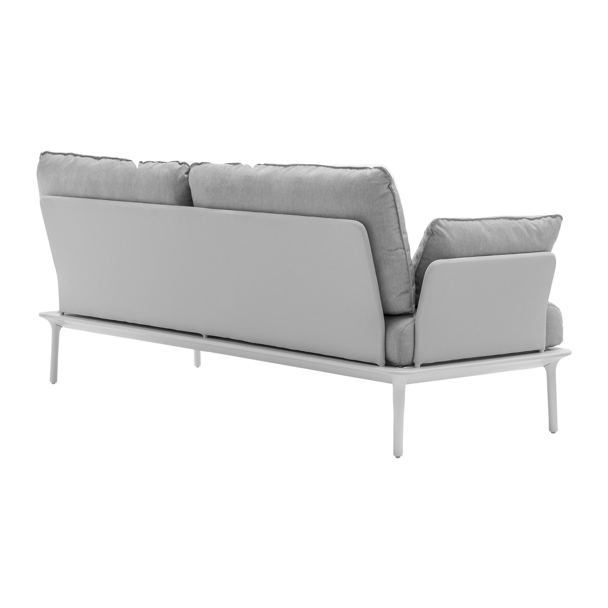 Terrific Reva Lounge Outdoor 3 Seater Sofa Squirreltailoven Fun Painted Chair Ideas Images Squirreltailovenorg