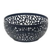 Alessi - Cactus Fruit Bowl - black/lacquered/Size 1/Ø21cm