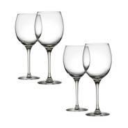 Alessi - Mami XL White Wine Glass Set