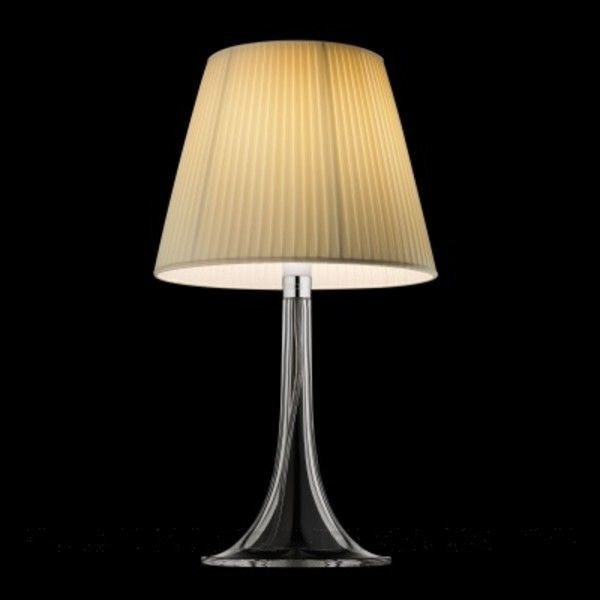 Miss k soft table lamp flos ambientedirectcom for Miss k table lamp replica