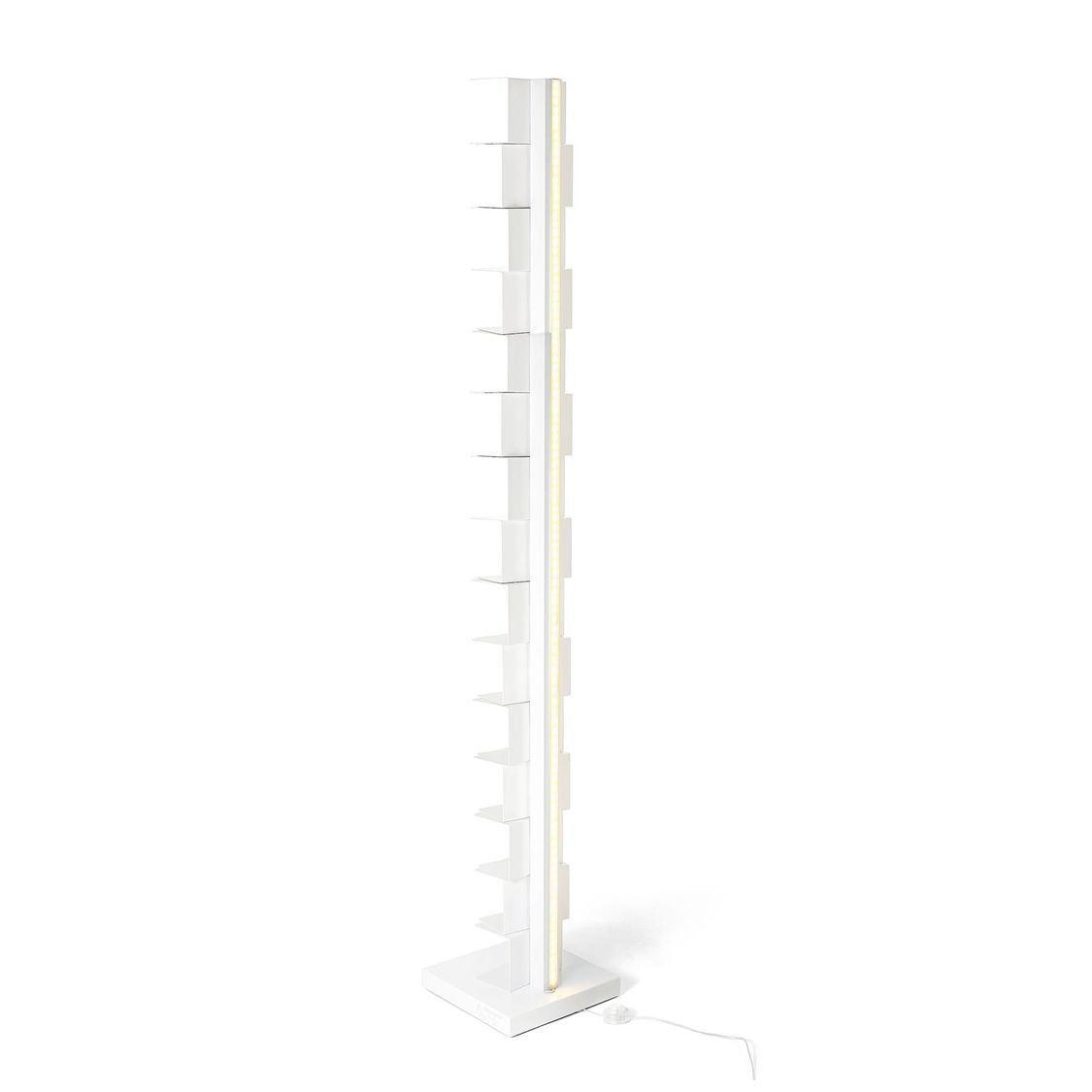 opinion ciatti ptolomeo luce 215 biblioth que colonne led ambientedirect. Black Bedroom Furniture Sets. Home Design Ideas