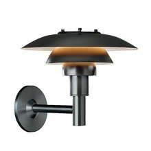 Louis Poulsen - PH 3- 2 1/2 Outdoor Wall Lamp