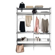 String - String Combi-Shelf 160x200x30cm