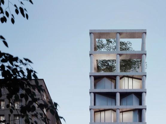 e15 Architektur