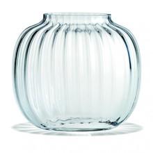 Holmegaard - Primula Vase Oval H 17.5cm