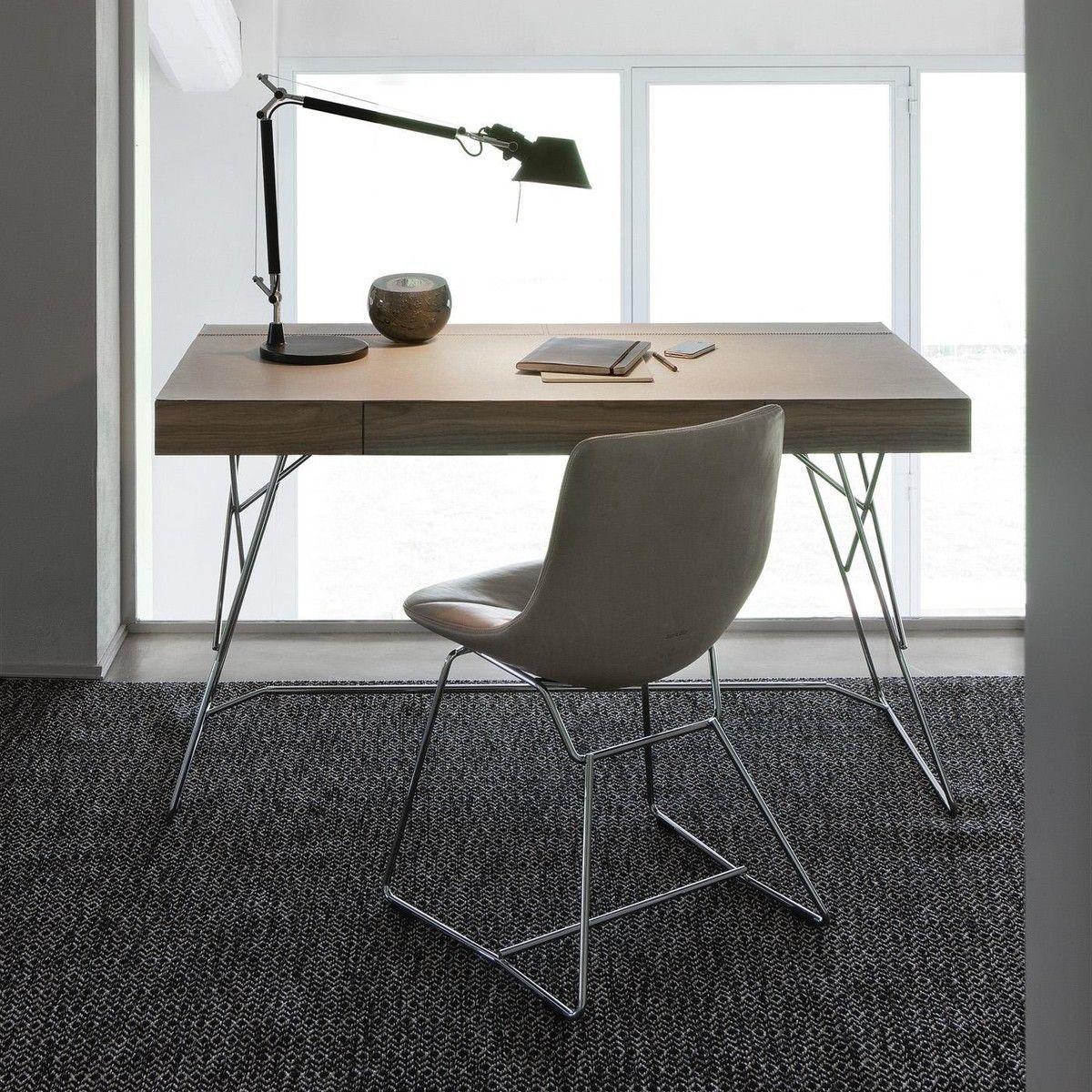 maestrale schreibtisch zanotta. Black Bedroom Furniture Sets. Home Design Ideas
