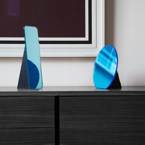 pulpo - Olivia Tischspiegel H 38cm