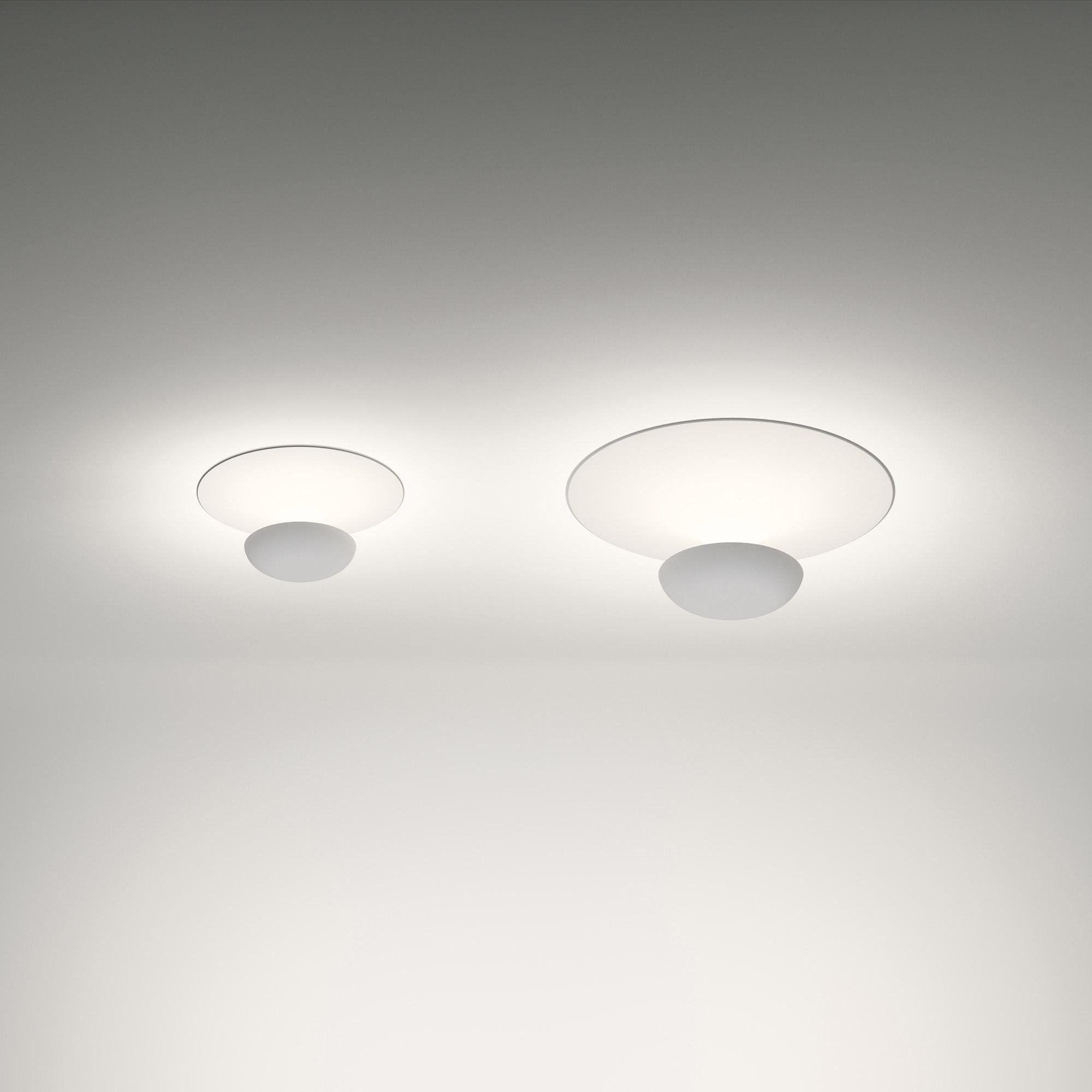 Vibia funnel mini wallceiling lamp ambientedirect vibia funnel mini wallceiling lamp aloadofball Gallery