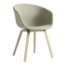 HAY - Chaise avec accoudoirs About a Chair AAC 23 chêne savonné