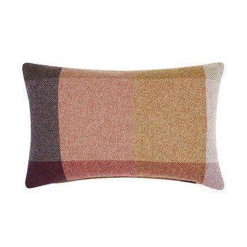 Tom Dixon - Check Kissen 40x60cm - Mehrfarbig/40x60cm/Füllung: 95% Entenfedern, 5% Daunen
