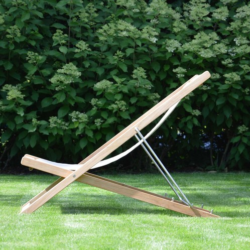 Jan Kurtz - Nizza Deckchair Liegestuhl