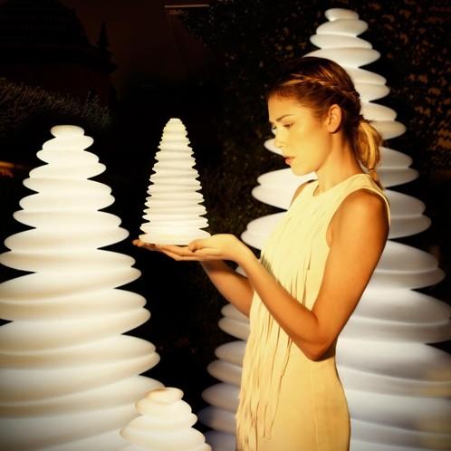 Vondom - Nano Chrismy Weihnachtsbaum-Tischleuchte