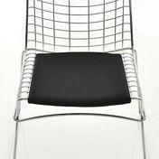 Magis - Strings Chair Sitzkissen - schwarz/Trevira-Stoff/Einzelstück - nur einmal verfügbar!