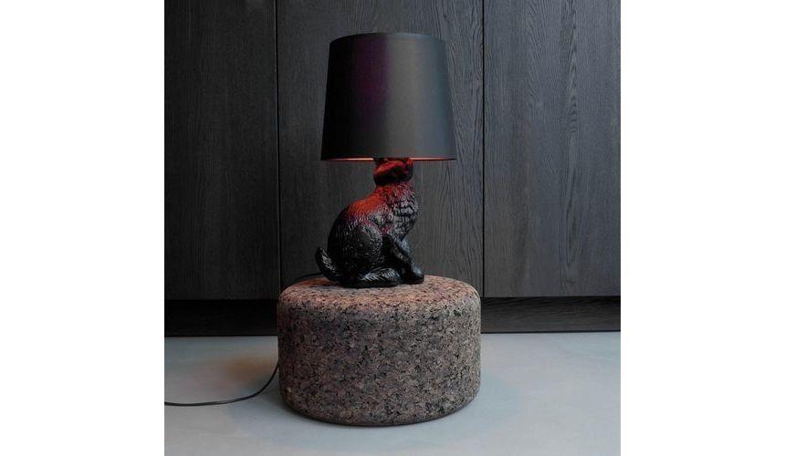 Rabbit table lamp moooi ambientedirect moooi rabbit table lamp aloadofball Choice Image