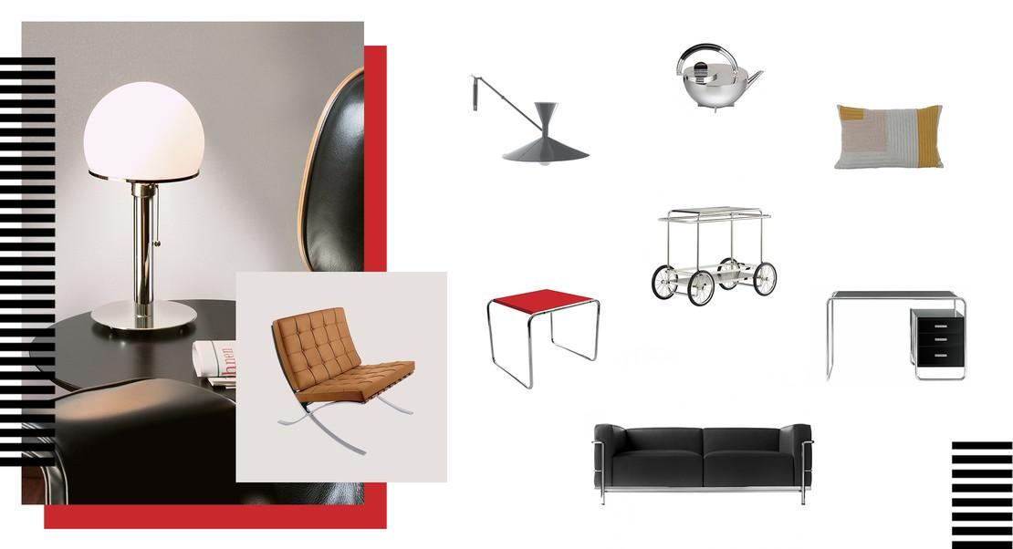 Header ShopTheLook Bauhaus
