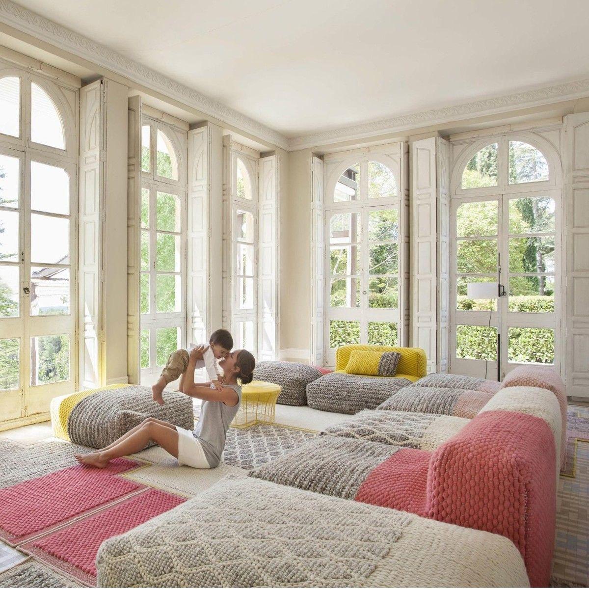 mangas space modules pouf gan. Black Bedroom Furniture Sets. Home Design Ideas