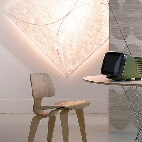 ariette 3 applique murale plafonnier flos. Black Bedroom Furniture Sets. Home Design Ideas