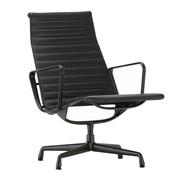 Vitra - EA 116 Aluminium Chair Gestell schwarz