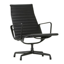 Vitra - EA 116 Aluminium Office Chair Black Base