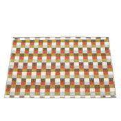 pappelina - Mose Teppich 70x50cm - diverse/mehrfarbig
