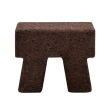 Gervasoni - Cork Side table / Stool Square