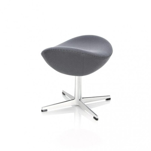 Fritz Hansen - Egg Chair/ Das Ei Fußhocker Stoff